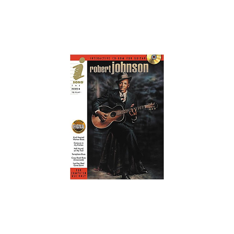 Hal Leonard Robert Johnson CD-ROM