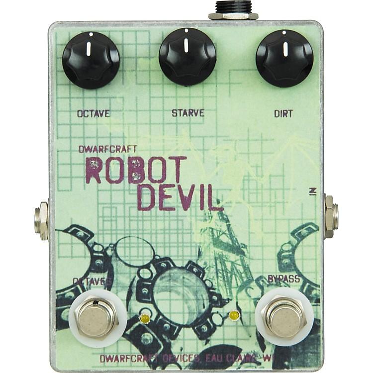 DwarfcraftRobot Devil Fuzz Guitar Effects Pedal