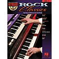 Hal Leonard Rock Classics: Keyboard Play-Along Series, Volume 7 (Book/CD)