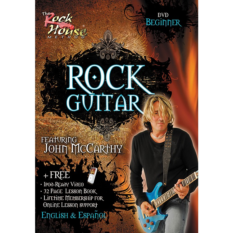 Rock HouseRock Guitar Beginner (DVD)