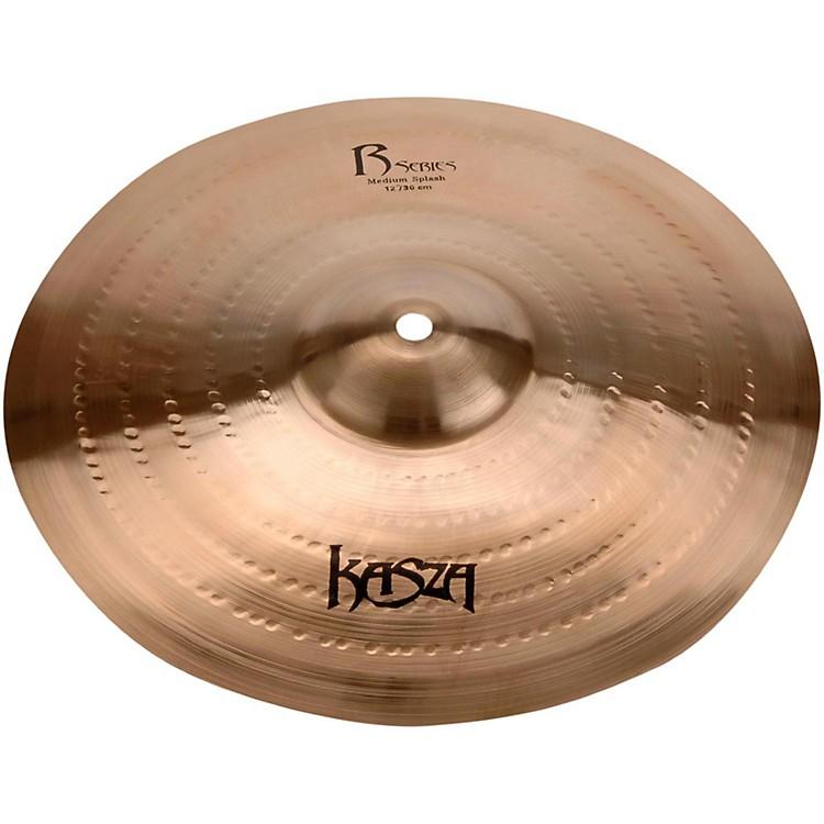 Kasza CymbalsRock Splash Cymbal12 in.