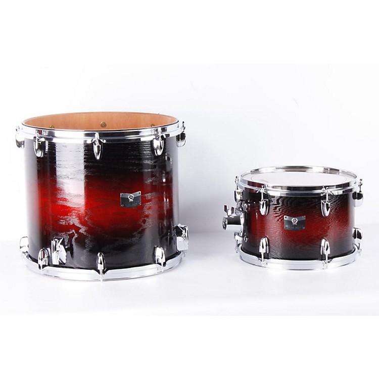 YamahaRock Tour 3-Piece Shell PackTextured Red Sunburst886830937149