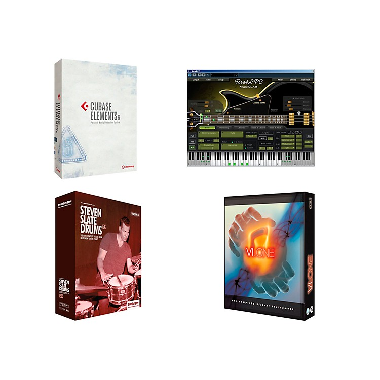 Music123 Rock and Roll Software Package