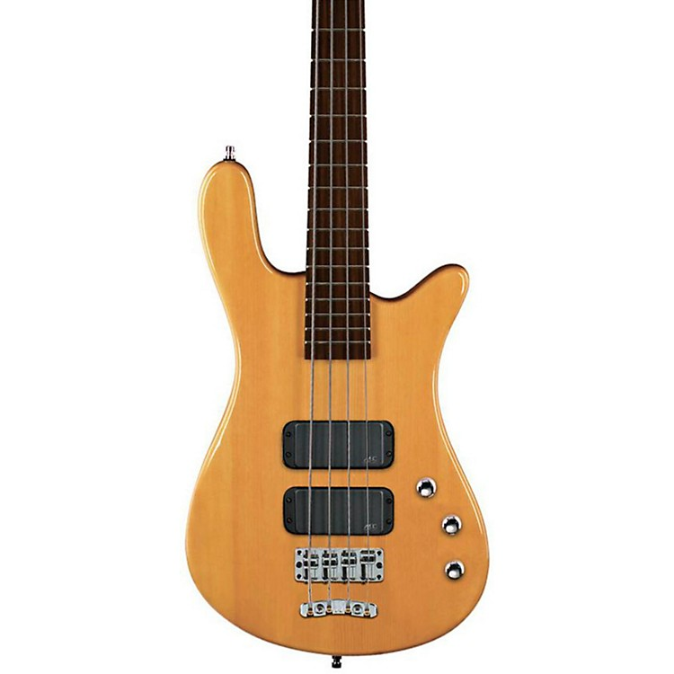 Warwick RockBass Streamer Standard Electric Bass Natural