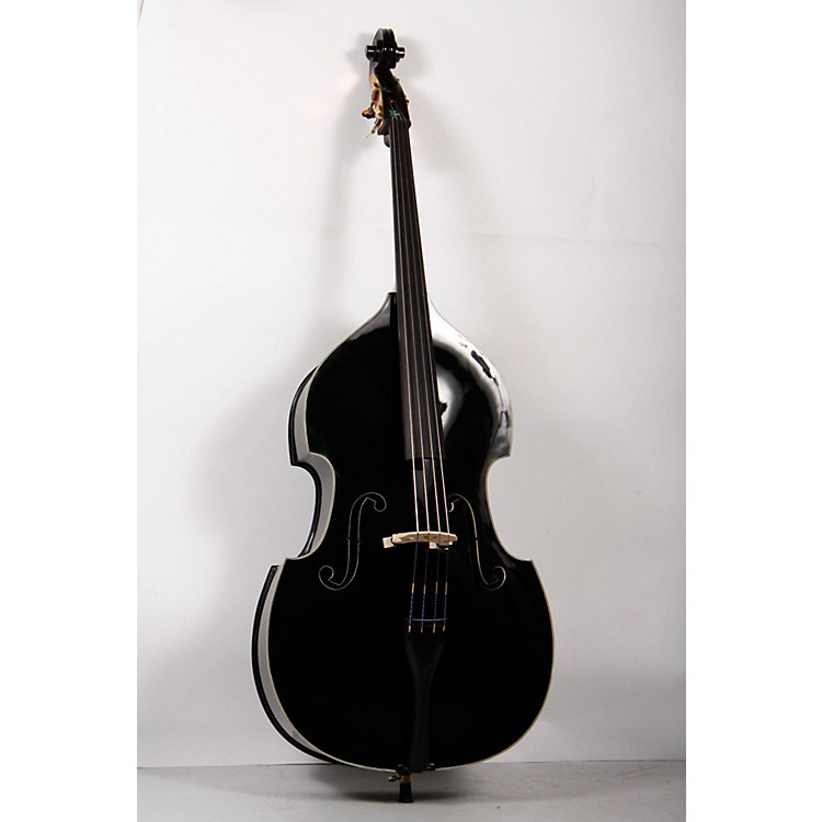 Silver Creek Rocker Upright String Bass Outfit 3/4 Size 888365853581