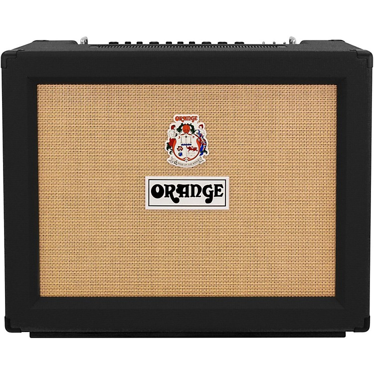 Orange Amplifiers Rockerverb 50 MKIII 50W 2x12 Tube Guitar Combo Amp Black