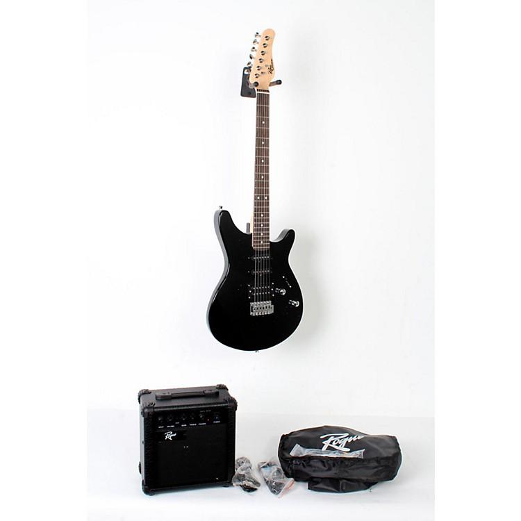 RogueRocketeer Electric Guitar PackBlack888365806211