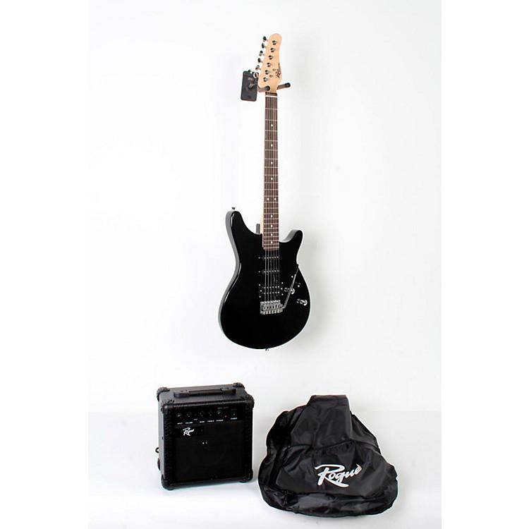 RogueRocketeer Electric Guitar PackBlack888365813462
