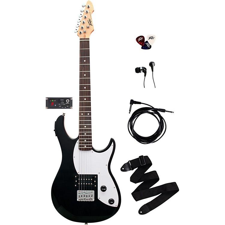 PeaveyRockmaster 5-in-1 Electric Guitar PackBlack