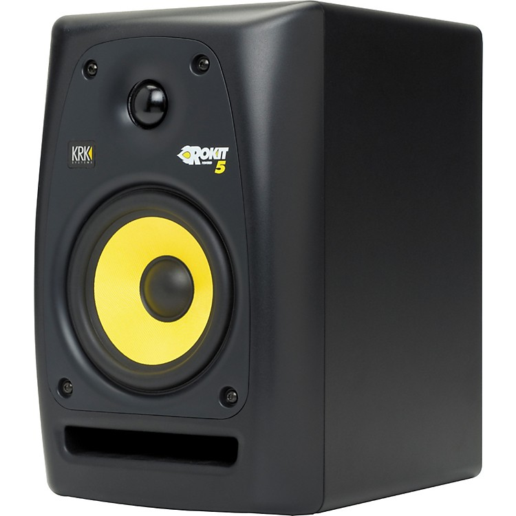 KRKRokit Powered 5 Generation 2 Powered Studio Monitor (Each)