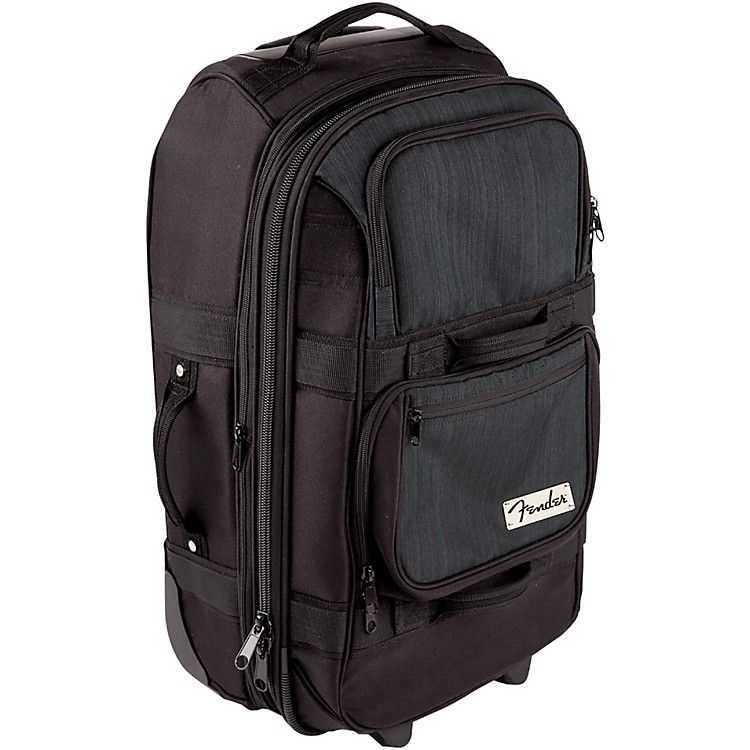 Fender Roller Bag, Black Black