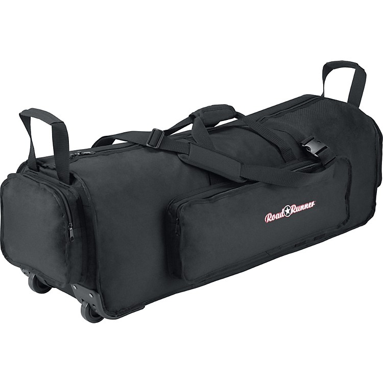 Road Runner Rolling Hardware Bag 38 inches Black
