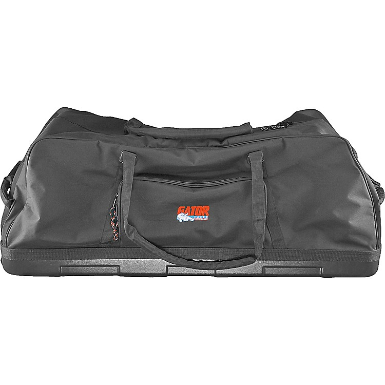 Gator Rolling PE Reinforced Drum Hardware Bag  14x36 Inches