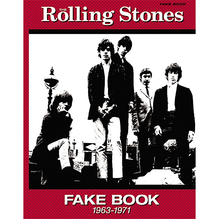 Alfred Rolling Stones - Fake Book