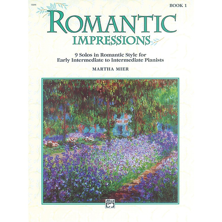 AlfredRomantic Impressions Book 1