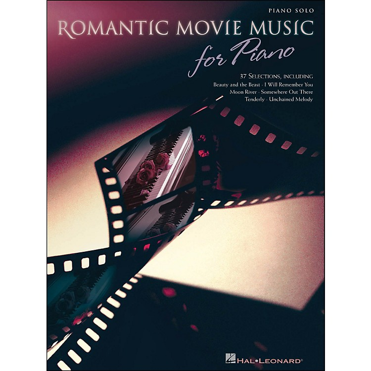 Hal LeonardRomantic Movie Music for Piano arranged for piano solo