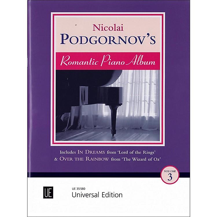 Carl FischerRomantic Piano Album Vol. 3 Book
