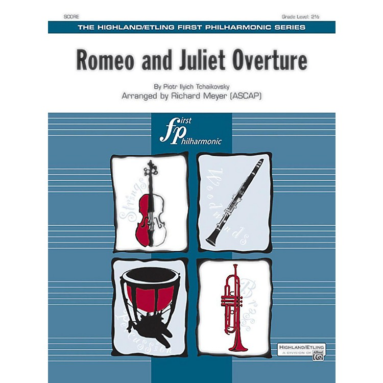 AlfredRomeo and Juliet Overture 2.5