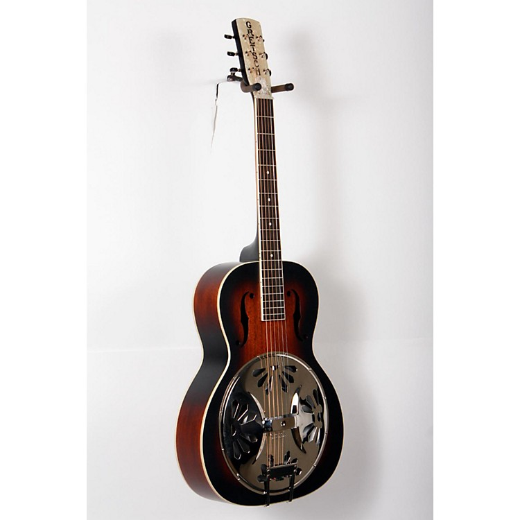 Gretsch Guitars Root Series G9220 Bobtail Round Neck Acoustic/Electric Resonator 2-Color Sunburst 888365806570