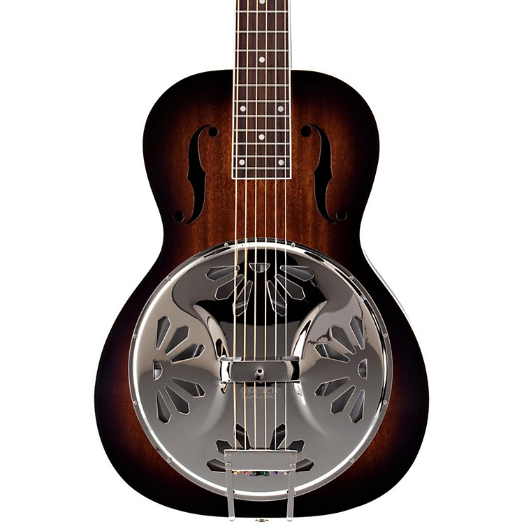 Gretsch Guitars Root Series G9230 Bobtail Square Neck Acoustic-Electric Resonator 2-Tone Sunburst