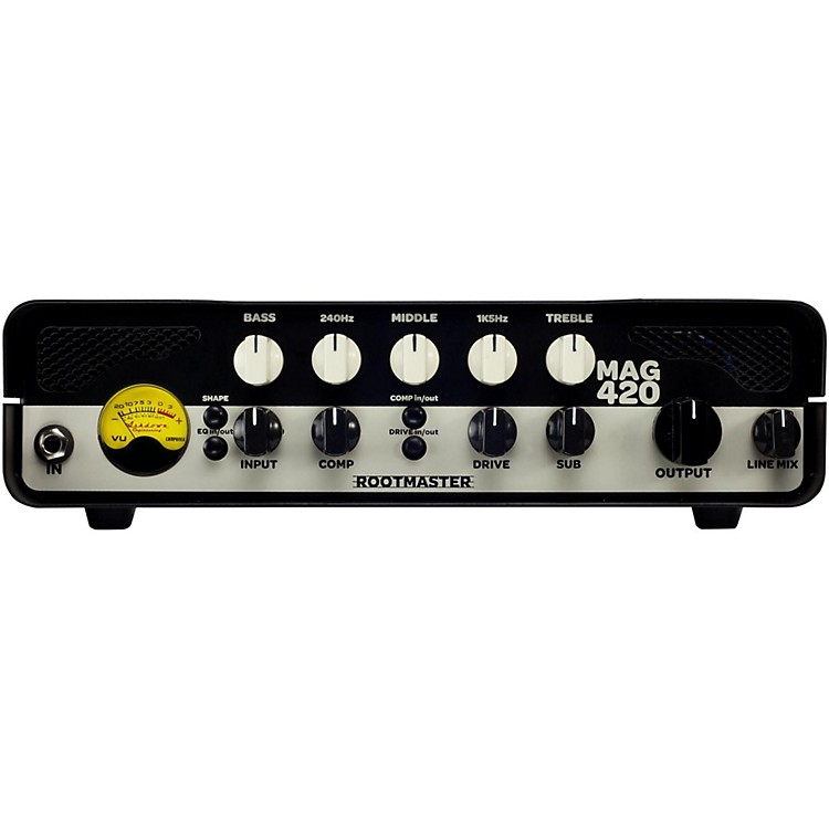 AshdownRootmaster 420W Bass Head