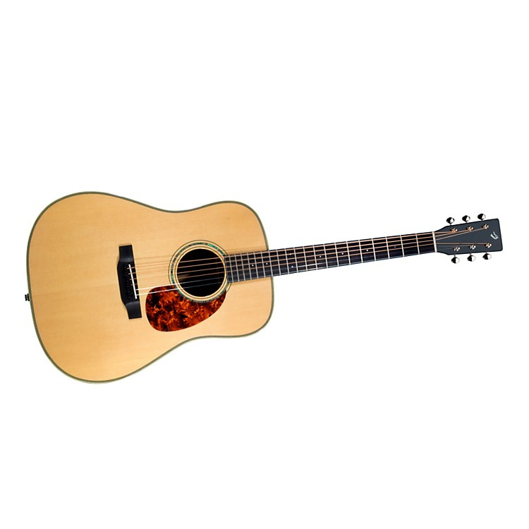 BreedloveRoots Series D/SRe Herringbone Acoustic-Electric GuitarNatural