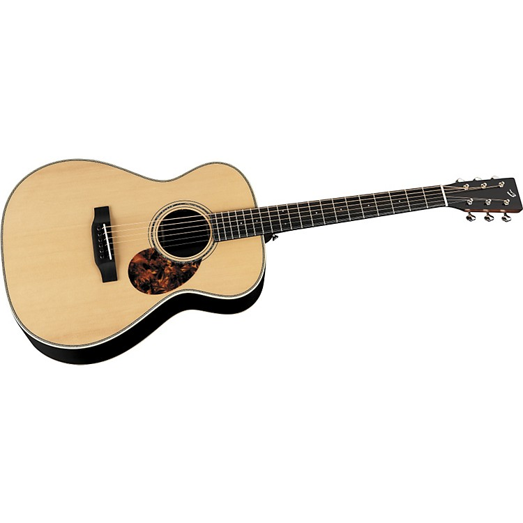Breedlove Roots Series OM/SRe Herringbone Acoustic-Electric Guitar