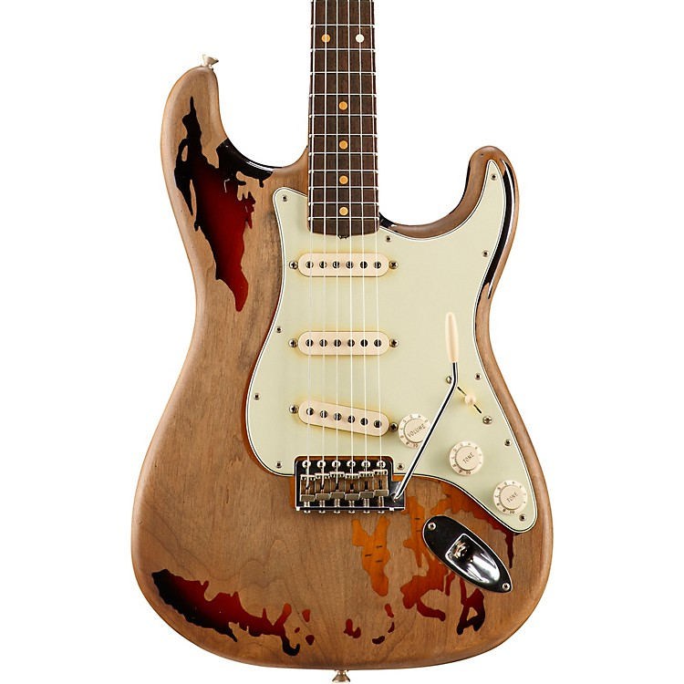 Fender Custom ShopRory Gallagher Signature Electric Guitar3-Color Sunburst
