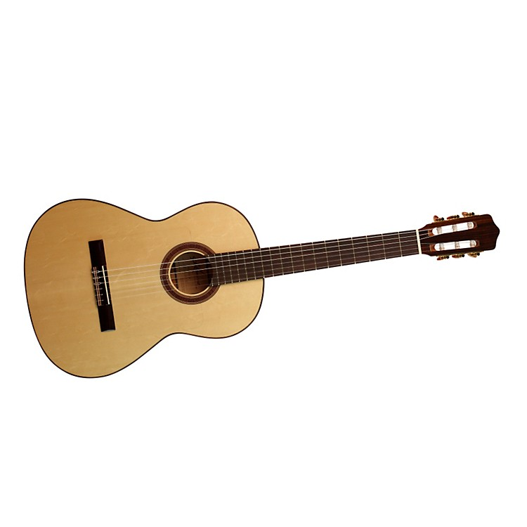 Kremona Rosa Bella Flamenco-Style Nylon Guitar Natural
