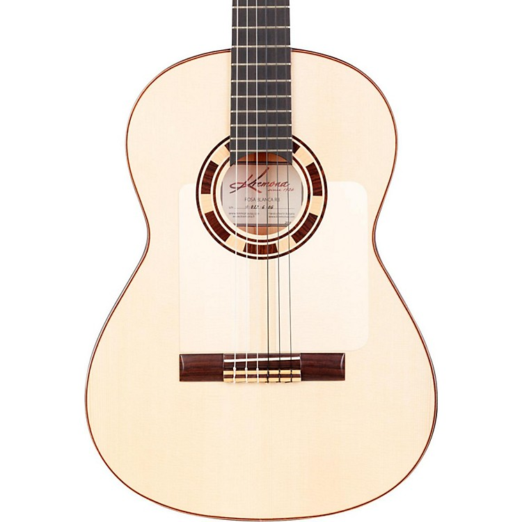 Kremona Rosa Blanca Flamenco Guitar Gloss Natural