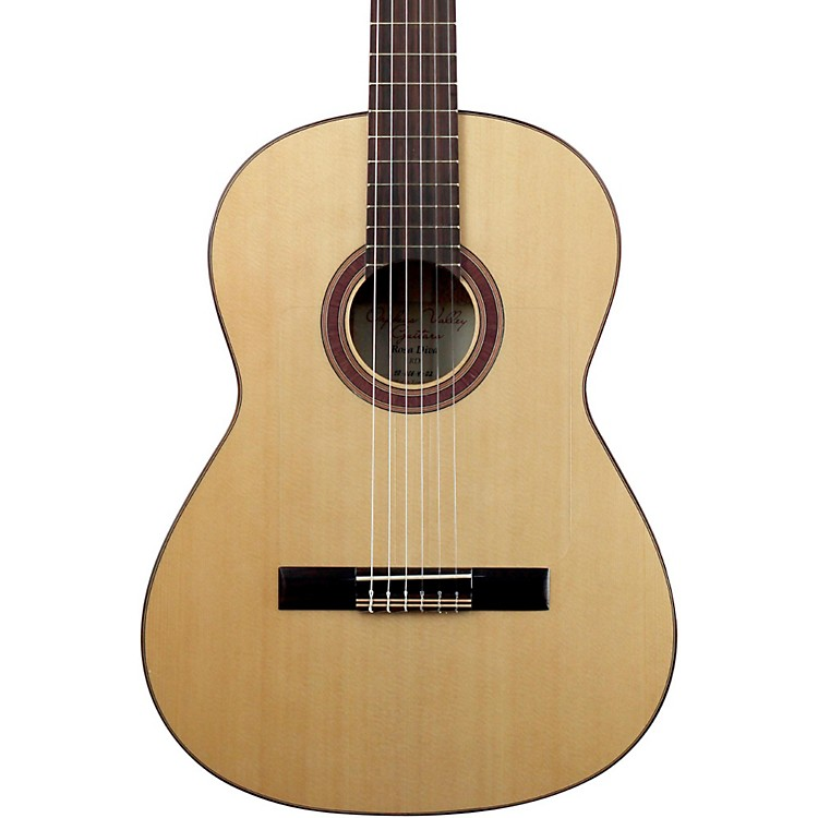 Kremona Rosa Diva Flamenco-Style Nylon Guitar Natural