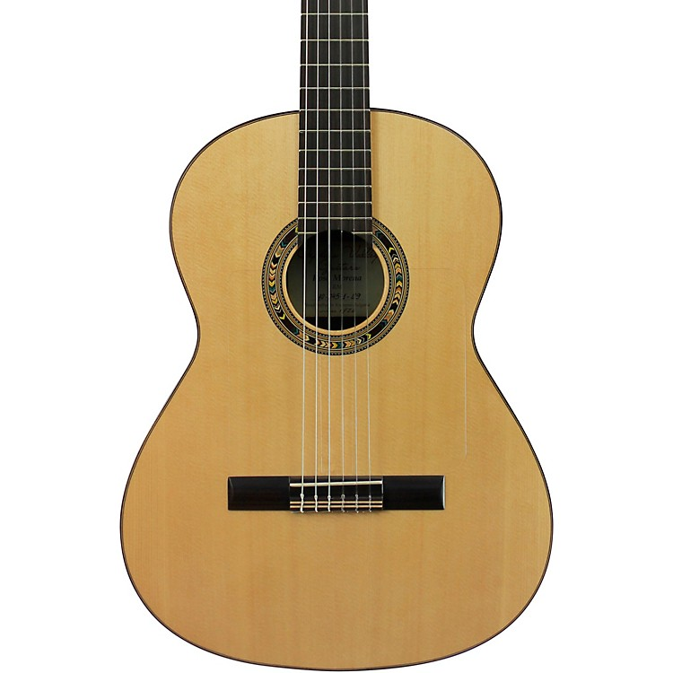 KremonaRosa Morena Classical Acoustic GuitarNatural