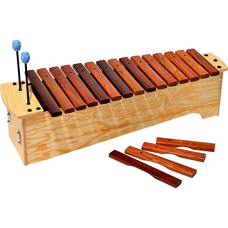 SonorRosewood Tenor-Alto Xylophone