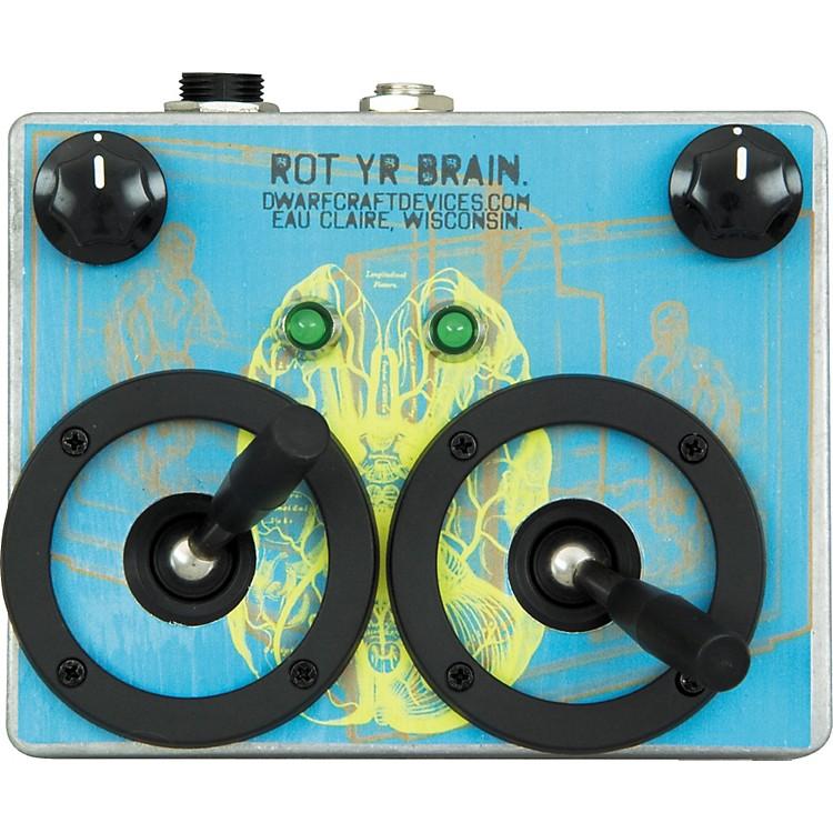 DwarfcraftRot Yr Brain Volume Guitar Effects Pedal