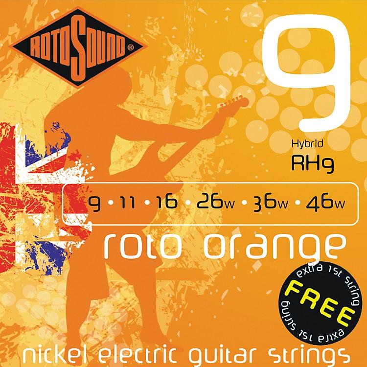 RotosoundRoto Orange Hybrid Electric Guitar Strings