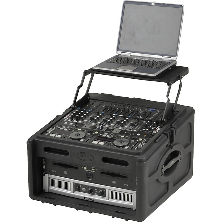 SKB Roto Rack Console - Audio and DJ Rack Case 10 X 4