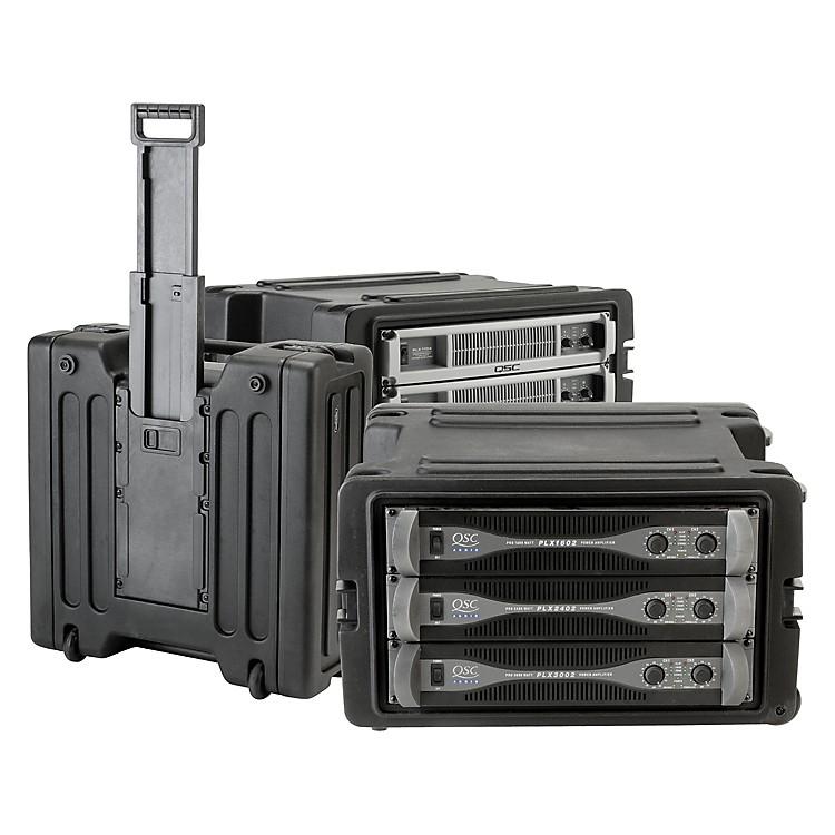 SKBRoto Rolling Rack Case6U