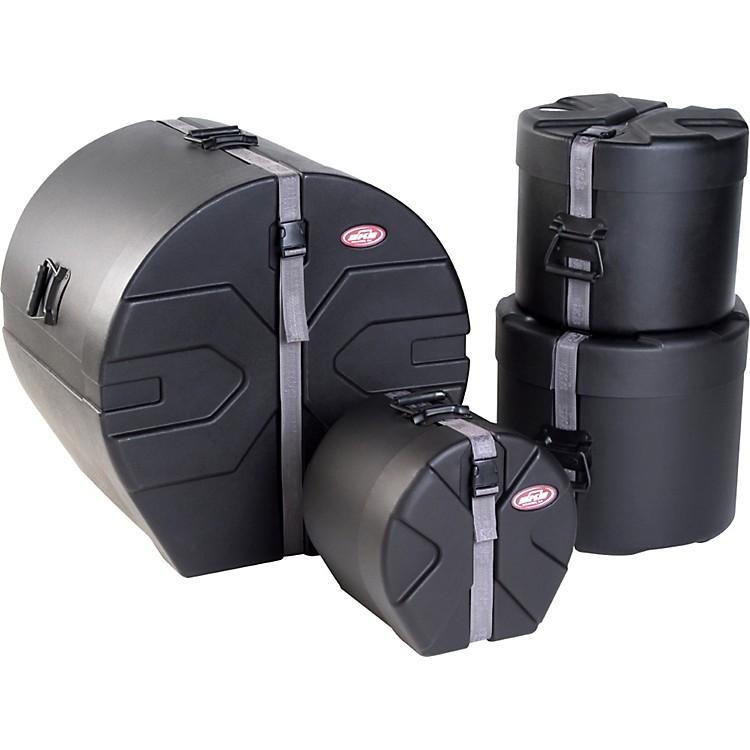 SKBRoto-X 4-Piece Fusion Drum Case Set