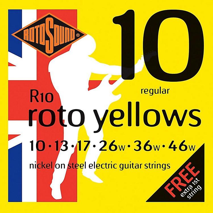 RotosoundRoto Yellows Electric Guitar Strings