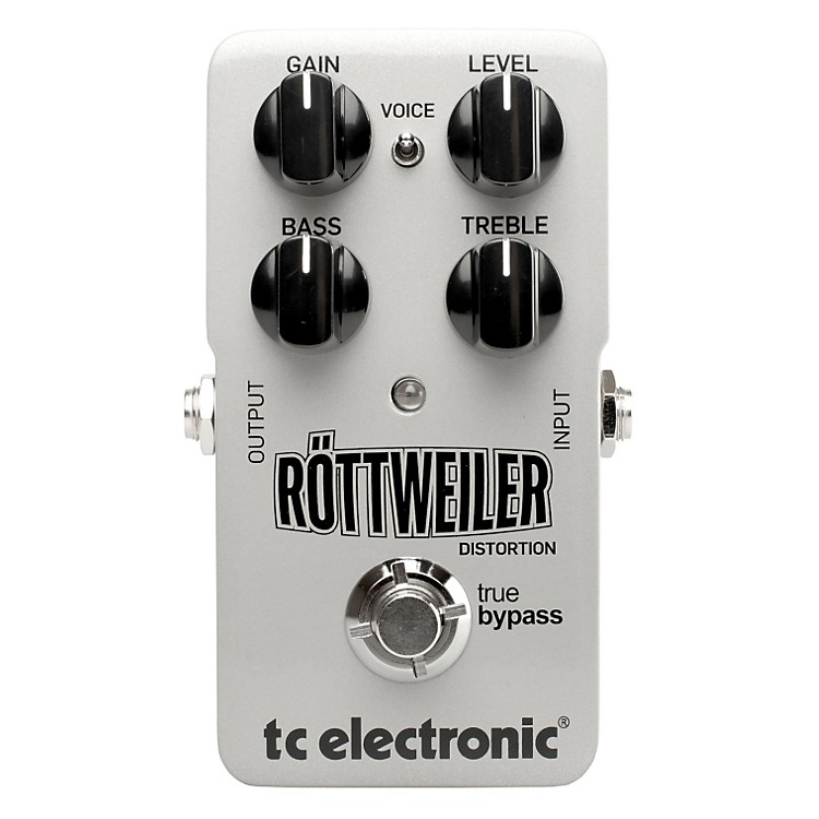 TC ElectronicRottweiler Distortion Guitar Effects Pedal