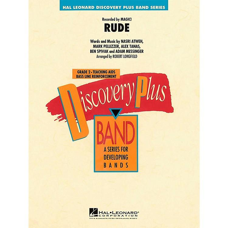 Hal LeonardRude  - Discovery Plus Concert Band Level 2