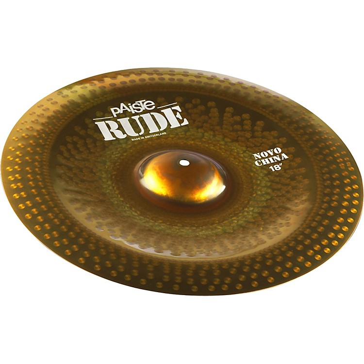 Paiste Rude Novo China Cymbal 18 in.