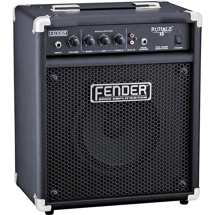 FenderRumble 15 V2 15W 1x8 Bass Combo Amp