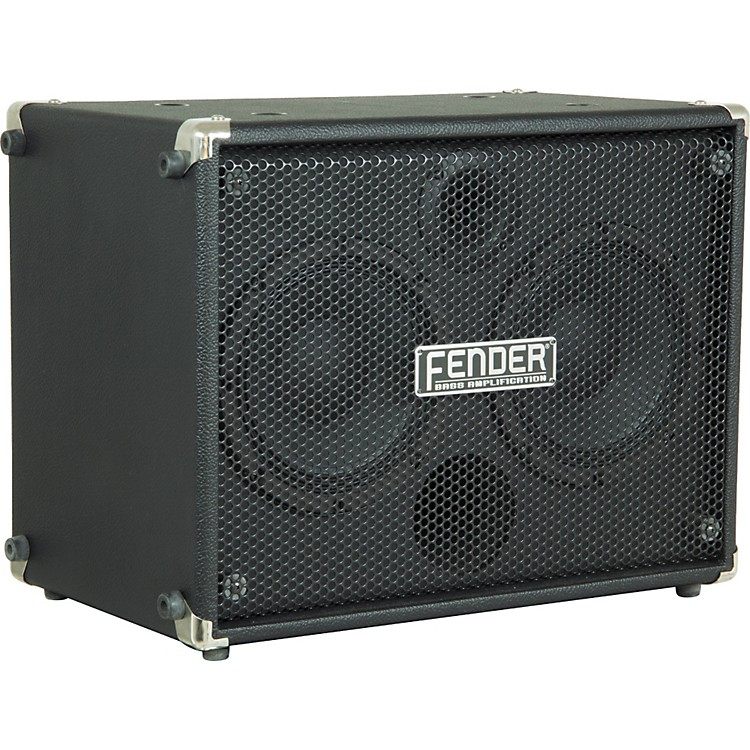 FenderRumble 2x8 Bass Speaker Cabinet