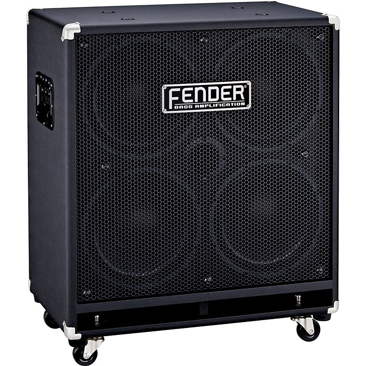 Fender Rumble 410 4x10 Bass Speaker Cabinet