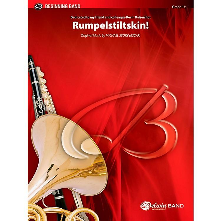 BELWINRumpelstiltskin! Concert Band Grade 1.5 (Very Easy to Easy)