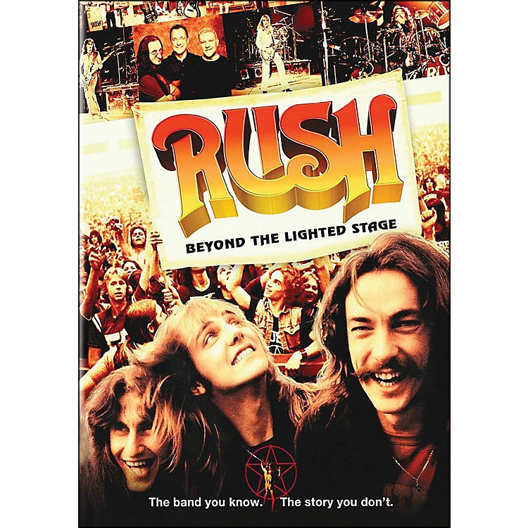 Hal Leonard Rush - Beyond The Lighted Staged DVD