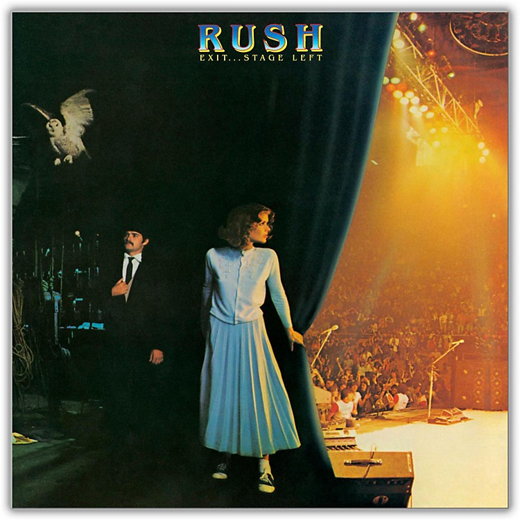 Universal Music Group Rush - Exit Stage Left Vinyl LP