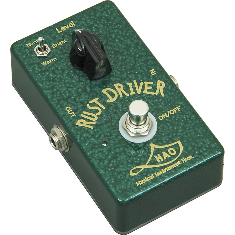 Hao Rust Driver Plexi Distortion Pedal