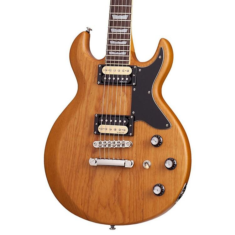 Schecter Guitar ResearchS-1 Electric GuitarSatin Aged Natural